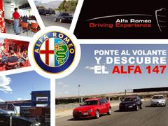 Vuelve la Driving Experience con Alfa Romeo