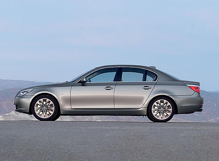 Contacto BMW Serie 5 2007