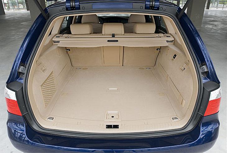 BMW Serie 5 abreviada