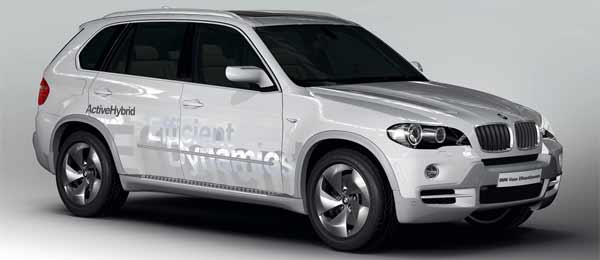 BMW X5 Vision EfficientDynamics