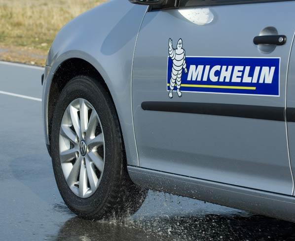 Michelin introduce el Energy Saver