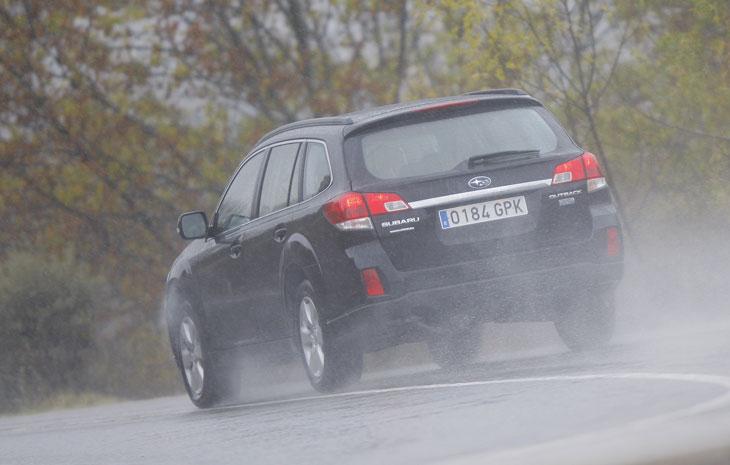 Subaru Outback 2.0 Boxer D
