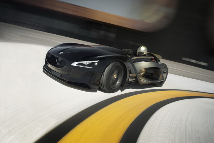 Las novedades de Peugeot en el Salón de Ginebra