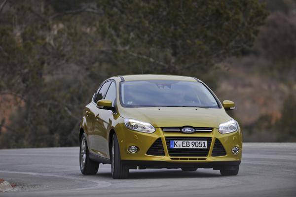 Precios para el Ford Focus tricilíndrico