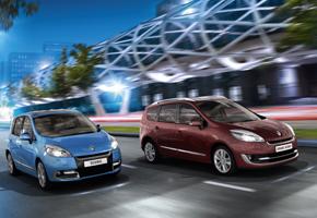 Renault Scénic y Grand Scénic 2012