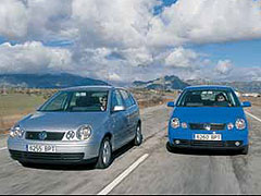 Volkswagen Polo 1.2i / Volkswagen Polo 1.4 TDi Trendline