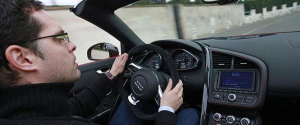 Mezclar gafas de cristales minerales y airbag, peligroso
