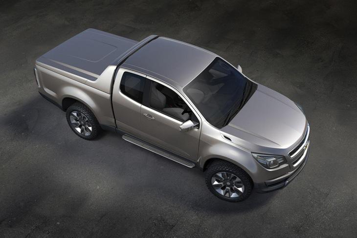 Chevrolet Colorado Concept.
