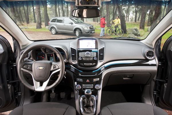 fiat freemont vs chevrolet orlando | pruebas de coches | autopista.es