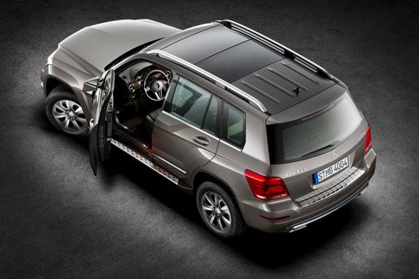 Mercedes-Benz GLK 2012
