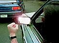 Cada vez toleramos más al conductor agresivo