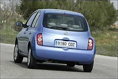 Nissan Micra 1.4 Acenta