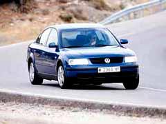 Volkswagen Passat 1.9 TDI 115 CV