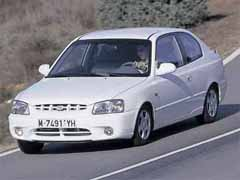 Hyundai Accent 1.5 GS 3p