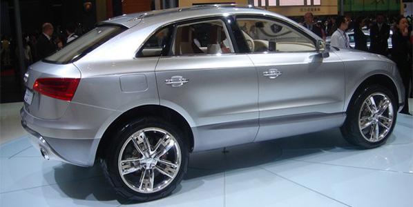 Seat fabricará el Audi Q3