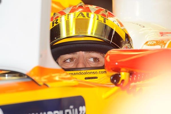 F1: Entrevista a Alonso y Piquet