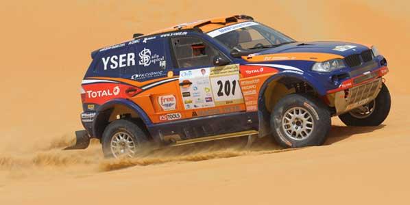 Comienza el Rallye de Túnez