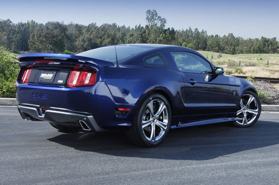 Ford Mustang Saleen SMS 302