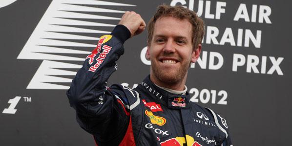 Vettel vuelve a lo más alto del podio y del Mundial
