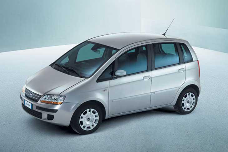 Fiat Salón2006