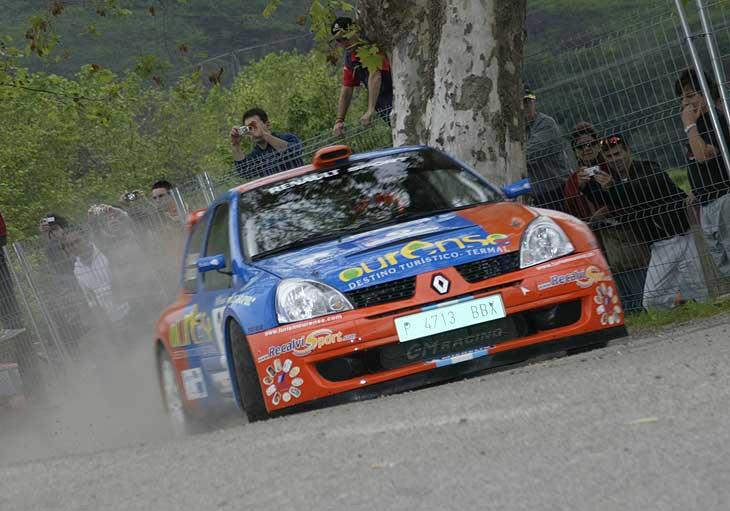 A pesar de los problemas en su vehículo, los hermanos Vallejo lograron la quinta posición.