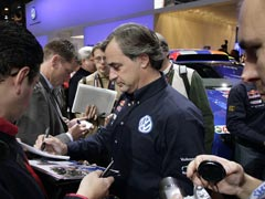 Duelo Mitsubishi-VW con Sainz y Roma
