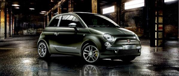 Fiat 500 by Diesel, desde 14.970 euros