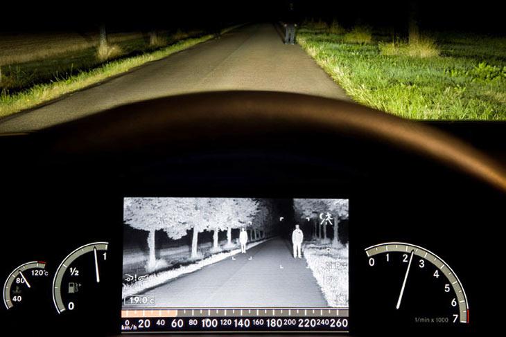 Mercedes Clase S: técnica