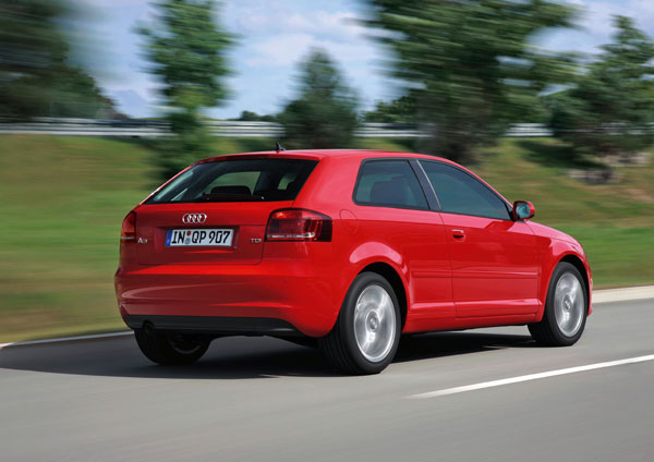 Audi A3, adiós a la segunda generación