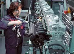 Crece la producción de automóviles en España
