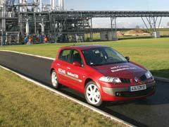 El primer Renault bioetanol llega a Europa
