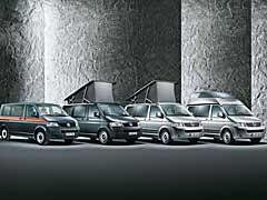 VW California y Multivan