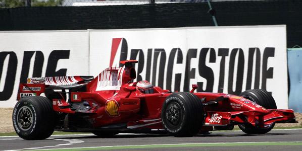 Massa gana el Gran Premio de Francia de Fórmula 1