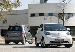 Toyota Iq Vs Smart Fortwo