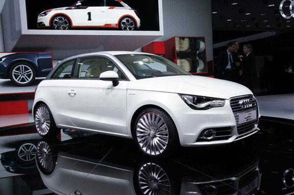 Los nuevos Audi
