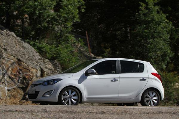 Hyundai i20 el contacto