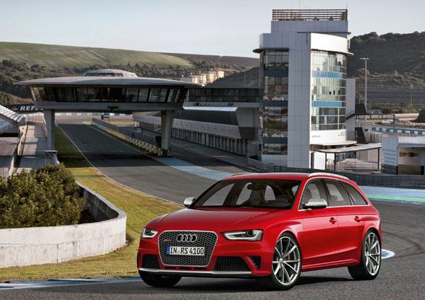 Audi RS4 el contacto