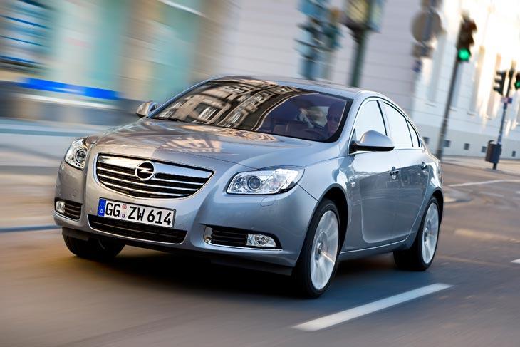 Opel Insignia definitivo