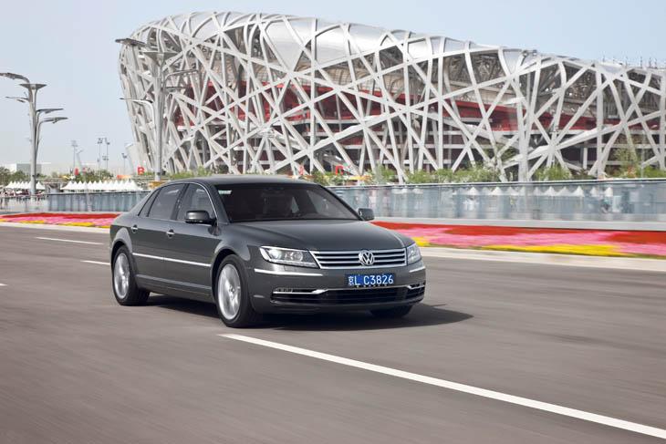 Volkswagen Phaeton: a la venta en España