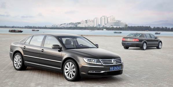 Volkswagen Phaeton: a la venta en septiembre