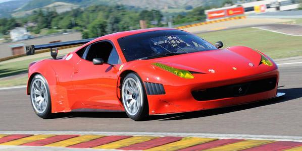 Ferrari 458 Italia Grand Am, emoción al límite