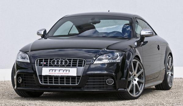 Audi TTS por MTM
