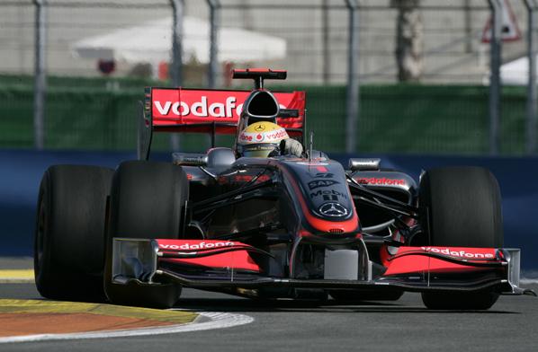 F1: Los McLaren vuelan. Pole de Hamilton