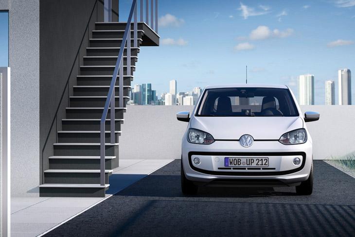 VW up!. versión definitiva