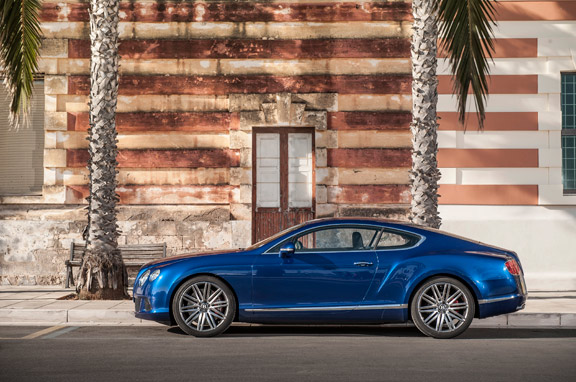 Nuevo Bentley Continental GT Speed.