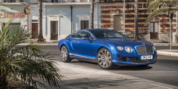 Nuevo Bentley Continental GT Speed