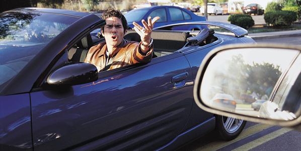 Los 10 errores más frecuentes al volante
