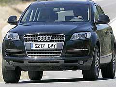 Audi Q7 3.0 TDI Quattro Tiptronic