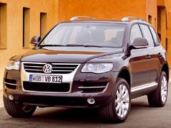 Volkswagen: Touareg 2007
