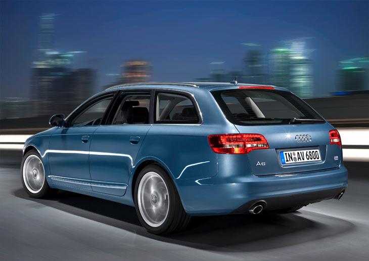 Gama A6 de Audi